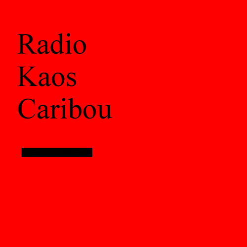 Logo of the Radio Kaos Caribou